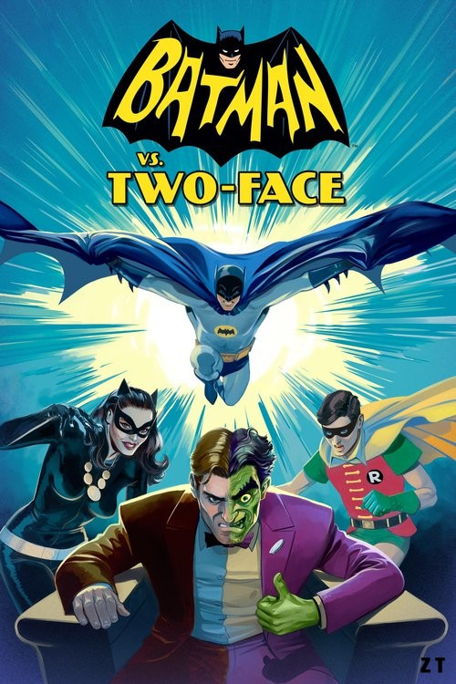 Batman Vs Two Face