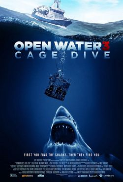 Open Water 3 Cage Dive